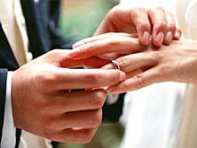 обмен обручальными кольцами - балдак алмашу йоласы