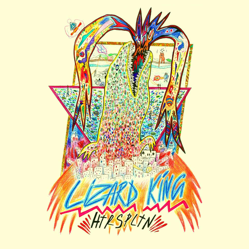 HTRSPLTN - the lizard king