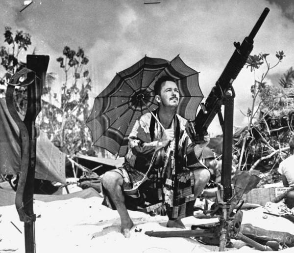 Тихоокеанский театр военных действий, 1943