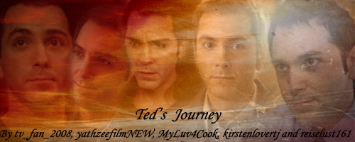 Ted's Journey banner