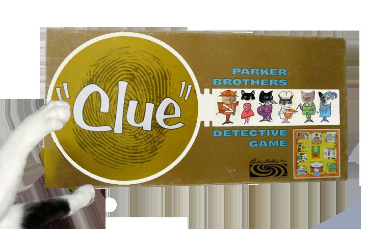 clue cover