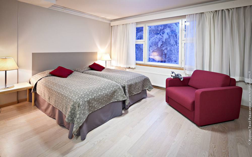 20101215-Sky Hotel Ounasvaara