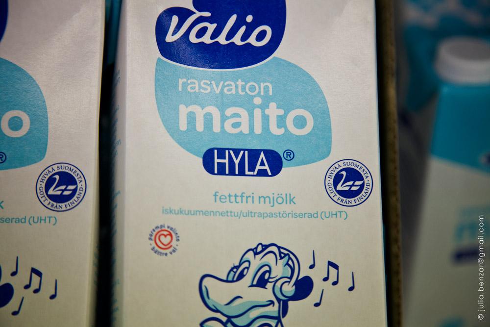 кефир в финляндии фото