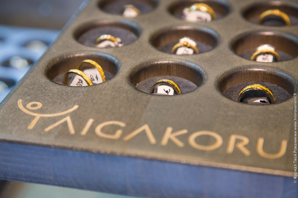 Золотые перстни Тайгакору