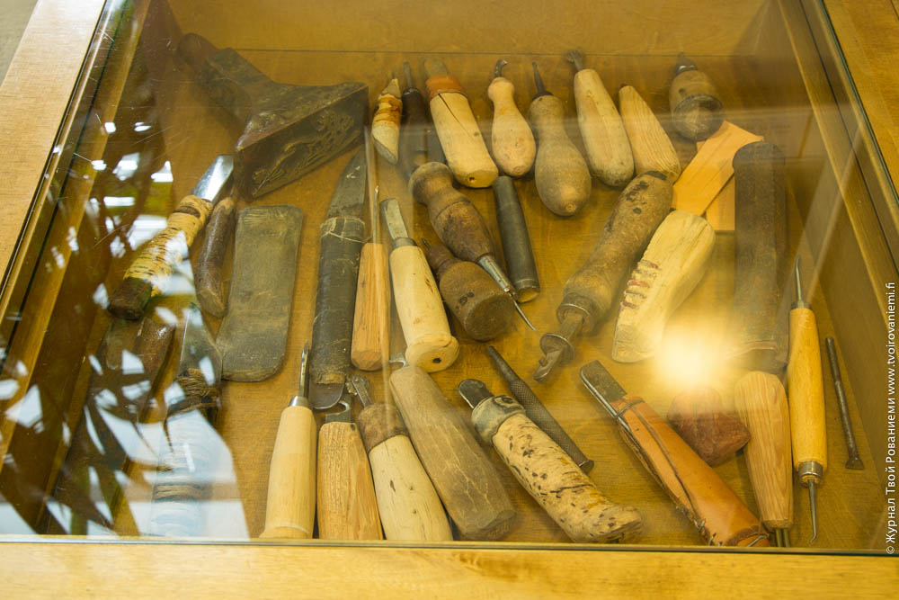 Старые инструменты Марттиини.