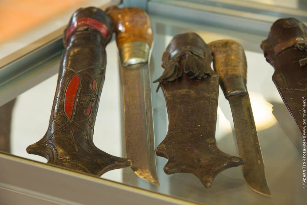 Старые финские ножи.