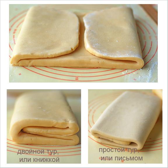 Тесто на наполеон слоеное тесто пошаговый рецепт с
