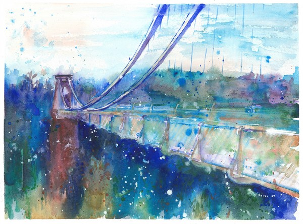 Suspension bridge 72