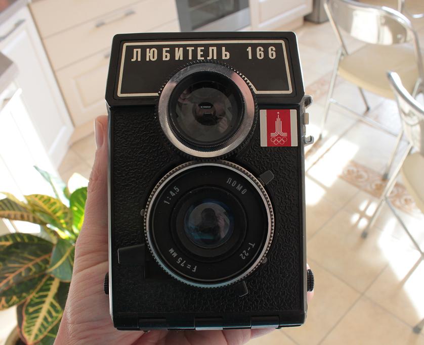 Любитель инструкция фотоаппарат