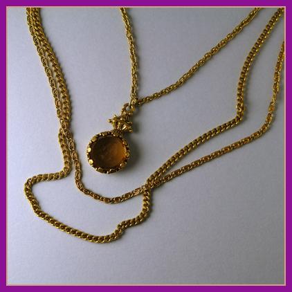 ожерелье Goldette