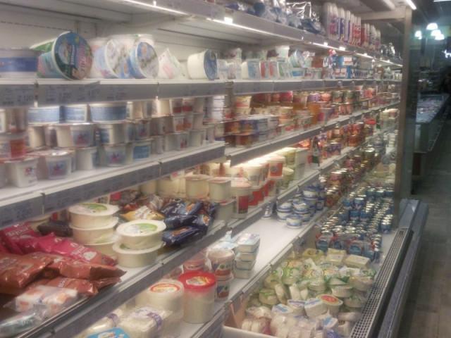 Реальное положение дел с продуктами и ценами в Беларуси.