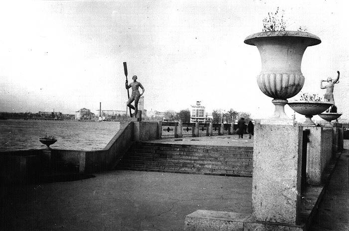 Екатеринбург.Набережная Городского пруда