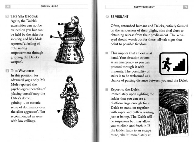 Dalek Survival Guide pp72-73
