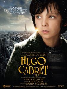 Hugo Cabret French Poster