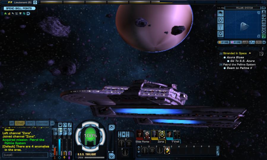 Стар Трек USS Twilight