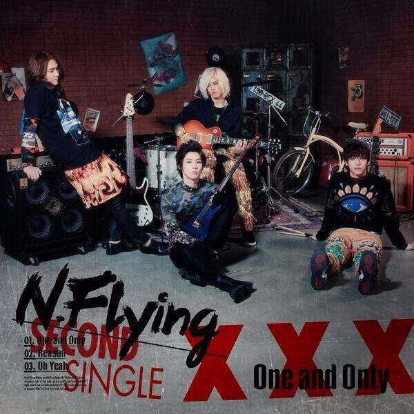 [Single] N.Flying - One and Only [2014.04.01] 77192_original