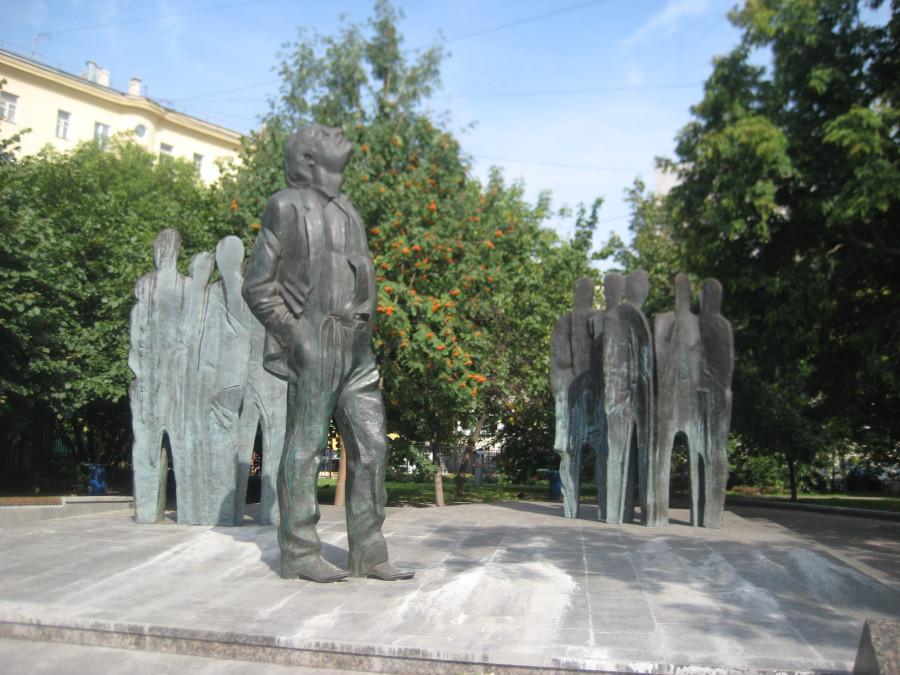 памятник_Бродскому