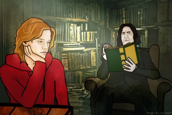 Harry Potter: Art for