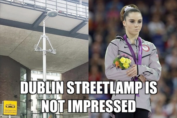 dublin-lamp-not-impressed