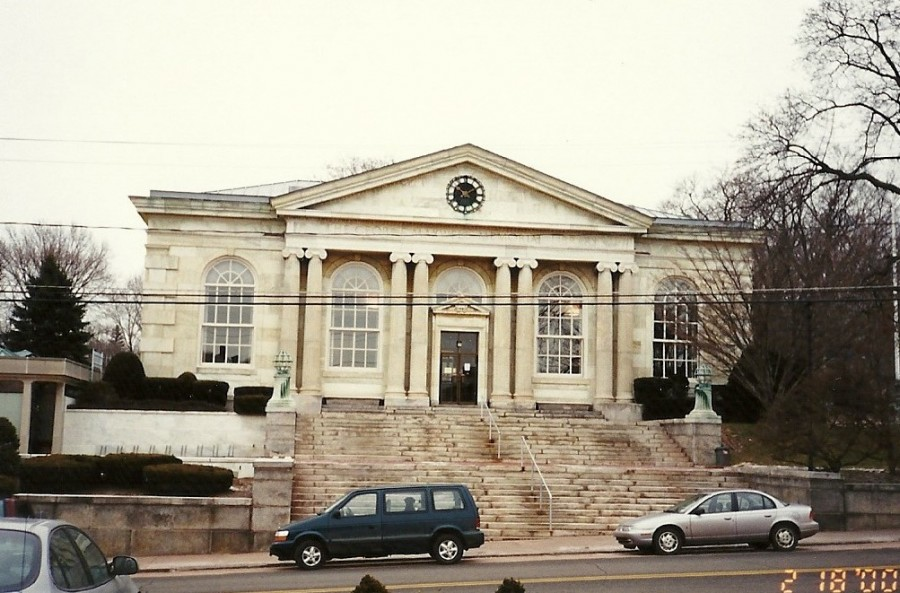 Rockville Library