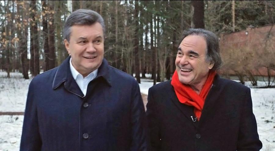 Впечатления от фильма Украина в огне О.Стоуна