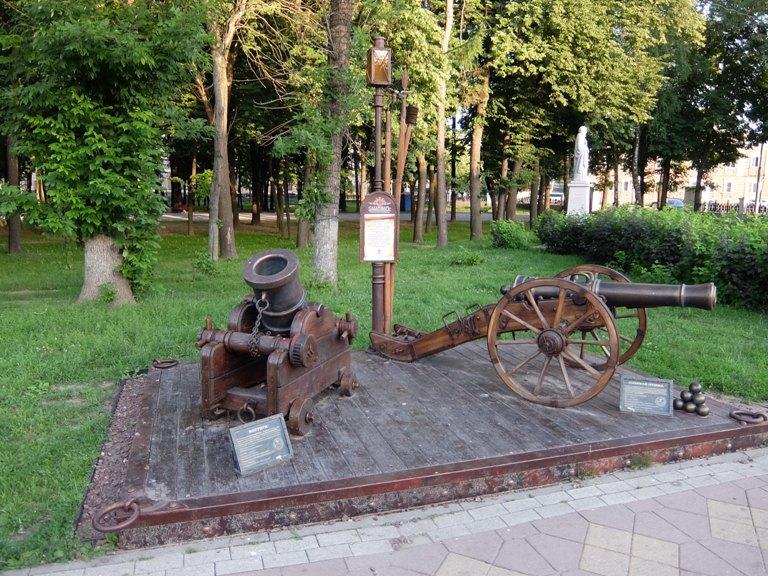 Парк около рязанского кремля. 22-06-2021 22-06m1pysh