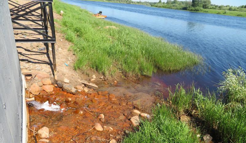 Минеральный источник «Александровский» в связи со строительством прогулочной дорожки вдоль р.Шелонь находится в стадии реконструкции. Источник естественный, поэтому он даже в этом случае исправно функционирует. Вода солоноватая, но приятна на вкус.