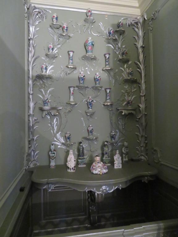 .Коллекция китайского фарфора