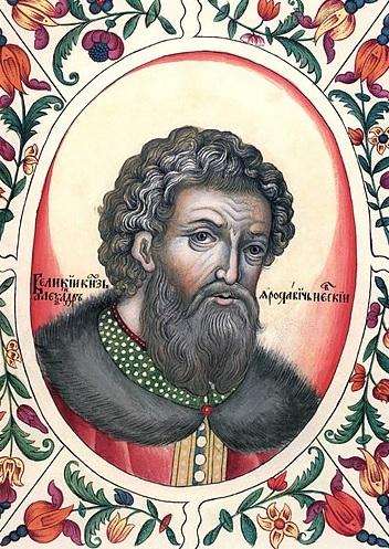 Князь Александр Невский (1221 — 1263)