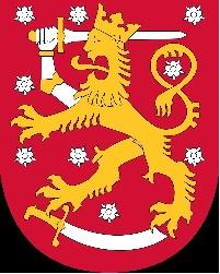 Герб Финляндской республики