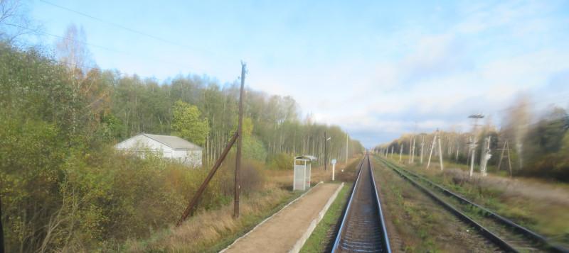 Станция Кчёры