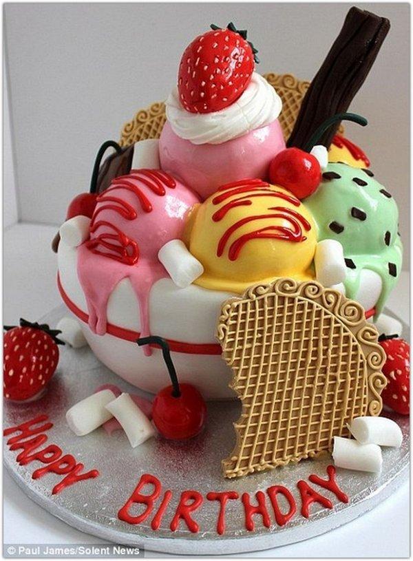 Красивые торты фото