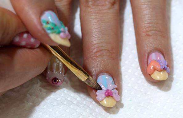 Японские ногти
