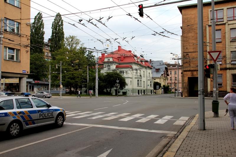 1 острава улица 1