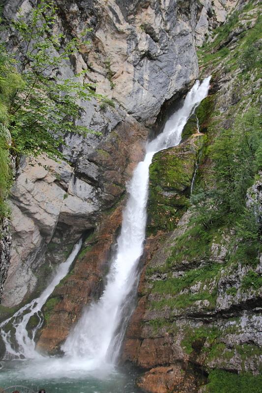 10 водопад