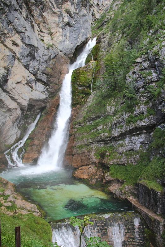 11 водопад