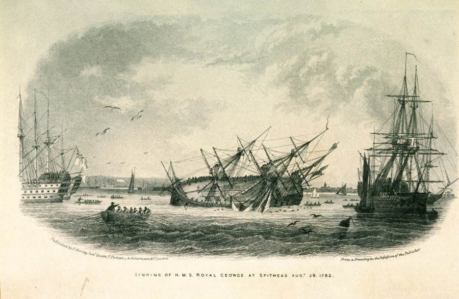 Sinking_of_Royal_George_1782