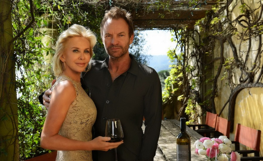 sting-with-his-wife-trudie-styler