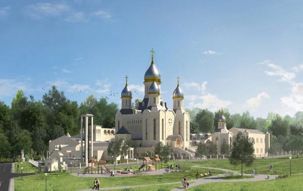 Храм для олимпийцев