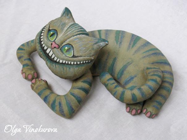 Чеширский кот выкройка