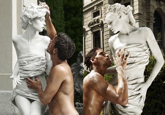 British Celebrities Pop Off In Naked Magazine