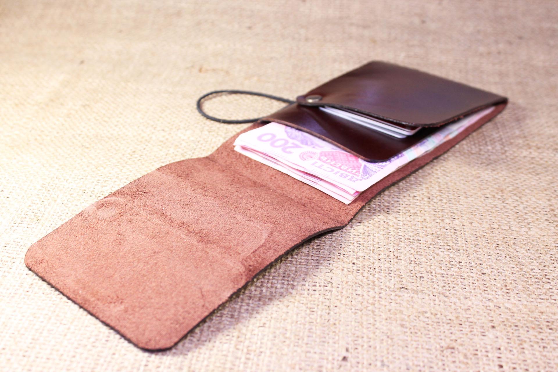 Как сделать кошелек на резинках
