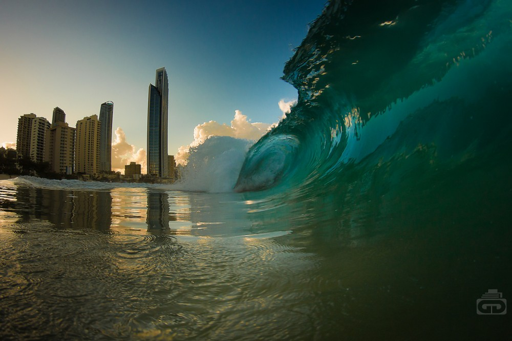 Пляж Золотой Берег4