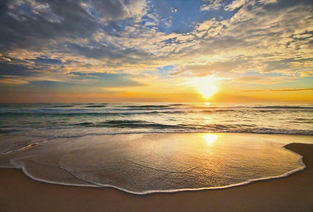 Пляж Золотой Берег6