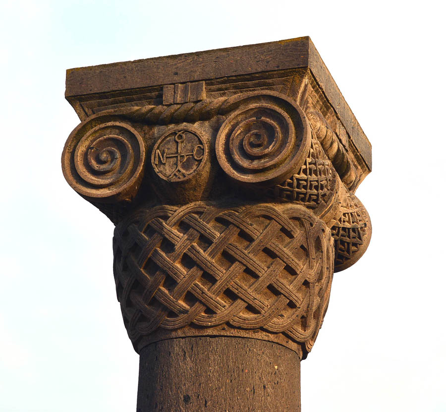 Капитель византийская картинки