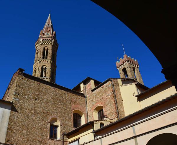 Флорентийское аббатство ( Badia Fiorentina )