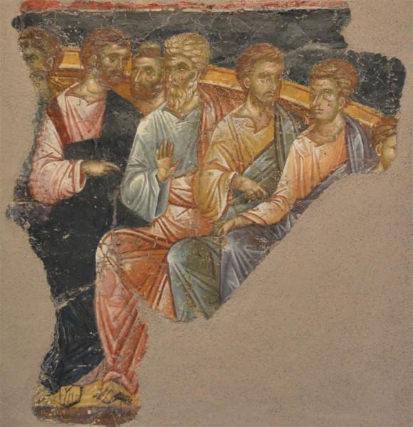 Живопись из Музея византийской культуры Салоник