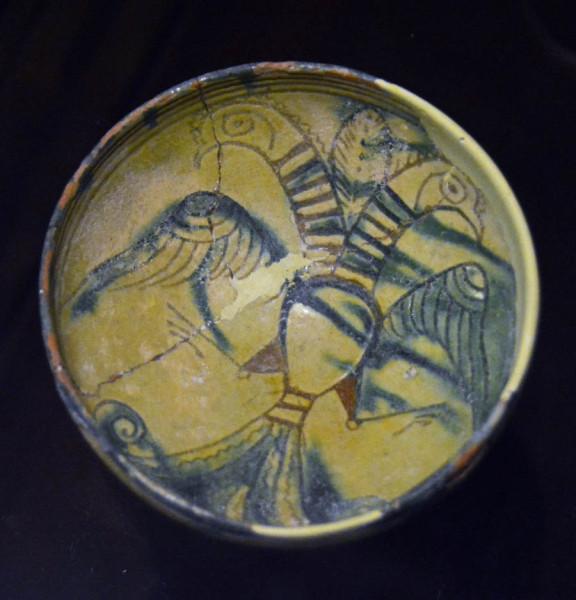 Византийская керамика из Салоник