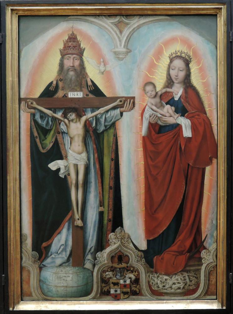 Квентина Массейса Триптих Лукаса Рема (после 1518).jpg