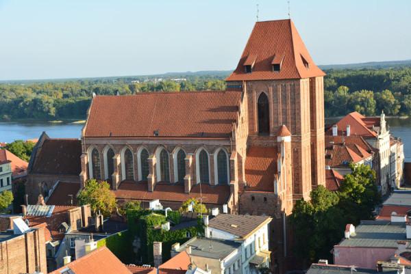 Кафедральный собор св. Иоанна Крестителя и св. Иоанна Богослова в Торуни (Toruń Cathedral)